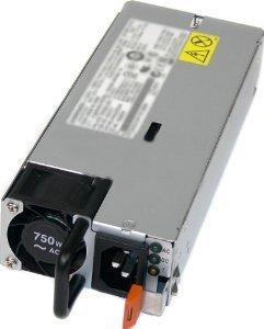 Lenovo 00fk932Einheit Netzteil Energie–Energiequelle (750W, 2U Server, System x3650M55462), schwarz, silber, 80PLUS Platinum