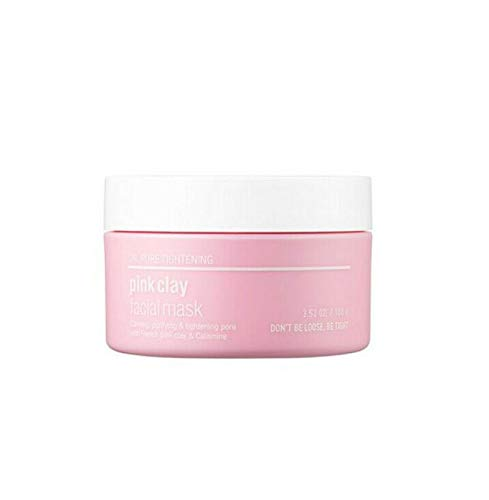 SKIN&LAB Dr. Pore Tightening Pink Clay Facial Mask 100ml (Mask Face Lab)
