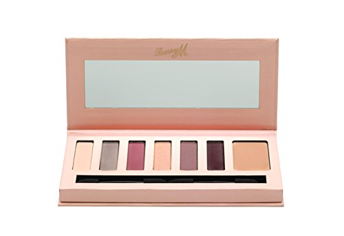 Barry M Cosmetics Eye Shadow Palette, Natural Glow 2