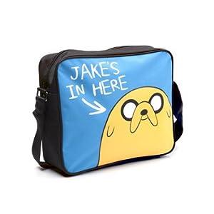 Adventure Time Bolso Bandolera Hora de Aventuras MB140311ADV Jake está aquí