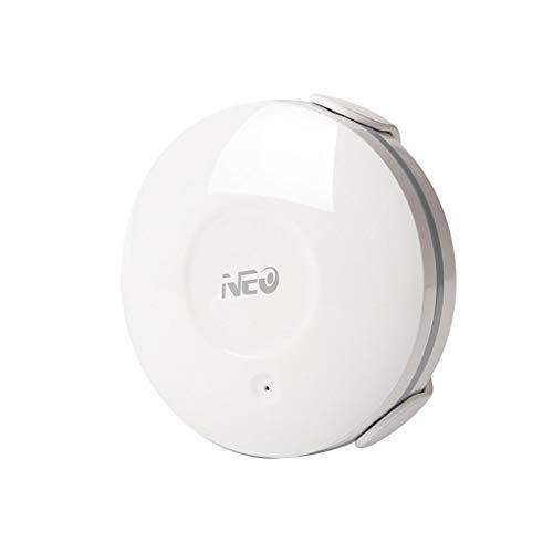 Ben-gi NEO Coolcam NAS-WS02W WiFi Smart-Flood-Leck-Sensor Wasserleck WiFi-Detektor App Benachrichtigung Benachrichtigungen - Leck-sensor
