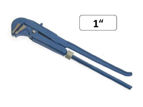 Rohrzange 1' 90 Grad Chrom-Vanadium-Stahl