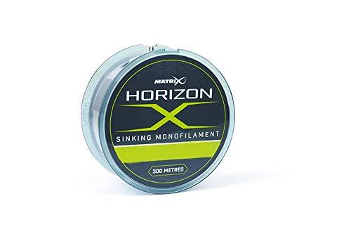 Fox Matrix Horizon X Sinking Mono 300m 0,24mm 12lb GML025 Angelschnur Monofil Schnur Line Mono