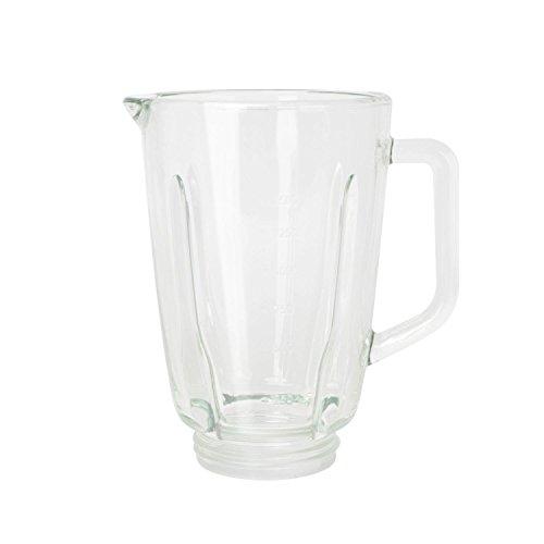 Aigostar vaso para Black Windmill 30IRY - Vaso extra de repuesto para la batidora Aigostar Black Windmill 30IRY con capacidad de 1,5 litros. Libre de BPA. Diseño exclusivo.