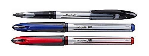 10x UNI-BALL AIR UBA 188L 0.7mm Penna a sfera 3 colori con Mix & Match opzione DISPONIBILI - Mix & Match