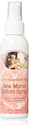 Preisvergleich Produktbild Earth Mama Angel Baby Postpartum & C-Section New Mama Bottom Spray 4 fl. Unze. 222835