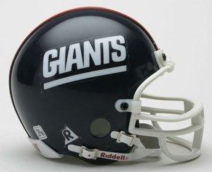 Riddell New York Giants NFL Throwback Mini Helmet