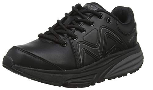 MBT Damen Simba Trainer W Sneakers, Schwarz (Black 257f), 39 EU -