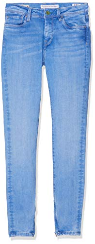 Pepe Jeans Damen Cher High Skinny Jeans Herren, Blau (Medium Used Denim Wv1), W34/L28