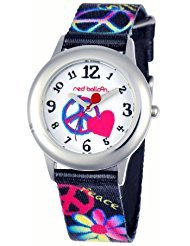 red-balloon-kids-w000340-peace-love-and-happiness-tween-stainless-steel-printed-strap-watch