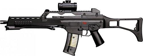 HK Heckler & Koch G36 Sniper Gewehr unter 0,5 Joule - Und Heckler Koch Waffen