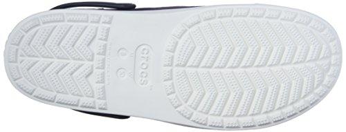 crocs Unisex-Erwachsene Citilanecnvsclg Clogs Blau (Navy/White)