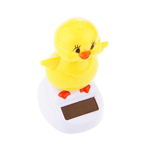 Schütteln Spielzeug Abs Harz Huhn Auf Der Bühne Tanzen Tisch Spielzeug ()