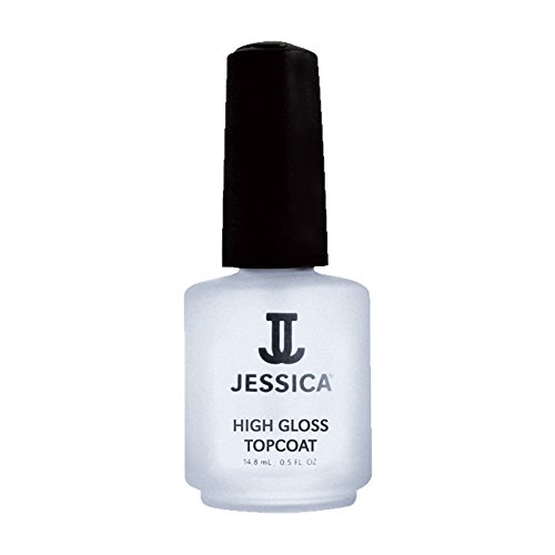 JESSICA Brilliance Fast Drying Top Coat 14.8 ml