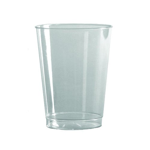 Wna Inc. WNA T9S Classic Crystal Tumbler Tall Clear 9 Oz - 400-Case by WNA - Classic Clear Tumbler