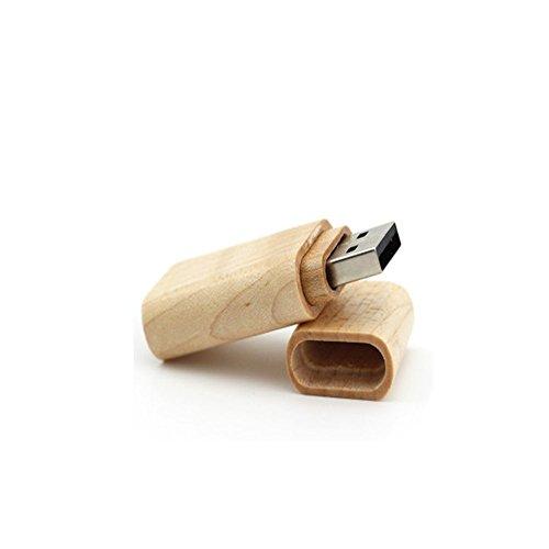 Beken Holz USB Flash Drive mit Holzkiste