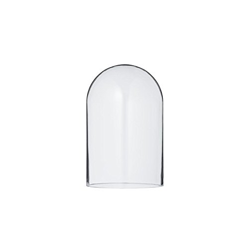 Campana de cristal 14x 22cm
