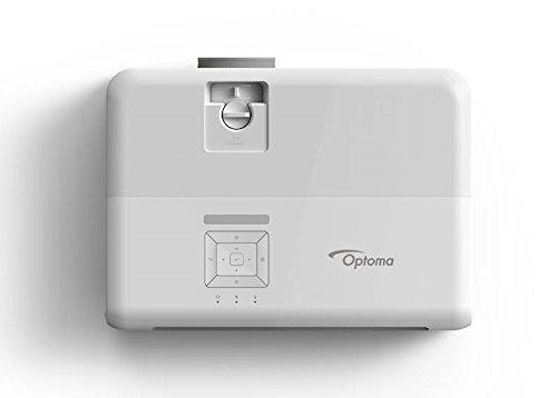 Optoma UHD300X 4K DLP Projektor (UHD, 3840 x 2160p, 2200 Lumen) - 6