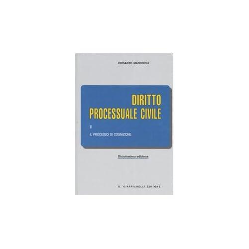 Diritto Processuale Civile: 2