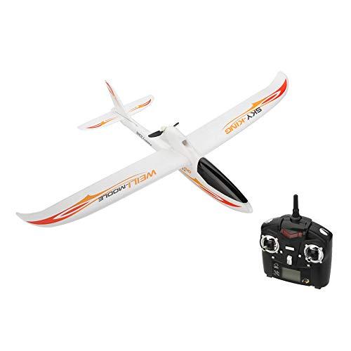 Goolsky Wltoys F959 Sky-King 2.4G 3CH Drone Radio Controllo Aereo Aerei