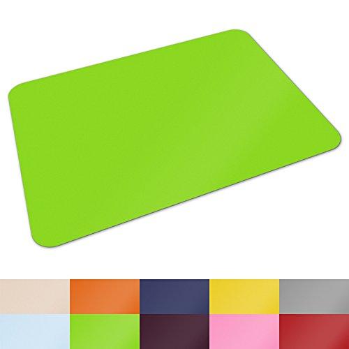Office Marshal Bodenschutzmatte in Trendfarben | 75 x 120 cm für Hartböden | ohne schädliche...
