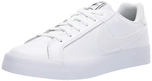 Nike Damen Court Royale AC Tennisschuhe, Weiß (White/Black 102), 38 - Tennisschuhe Outdoor Damen
