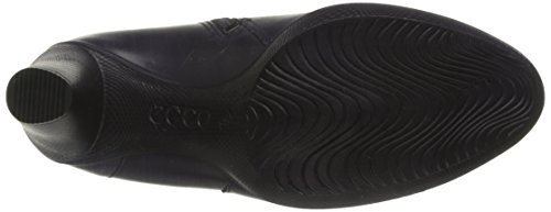ECCO SCULPTURED 75 Damen Kurzschaft Stiefel Grau (NIGHTSHADE 1544)