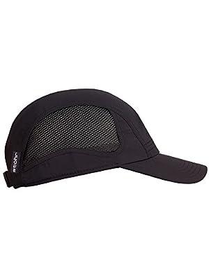 Stöhr Erwachsene Mesh Cap Kappe, Schwarz, One Size von STÖHR auf Outdoor Shop