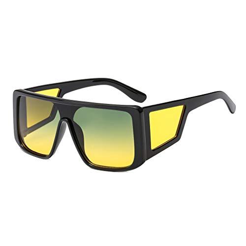 JiXuan Mode Schwarz Steampunk Sonnenbrille Männer Übergröße Fahren Coole Sonnenbrille Platz Männlichen Oculos Gafas Brillen C5