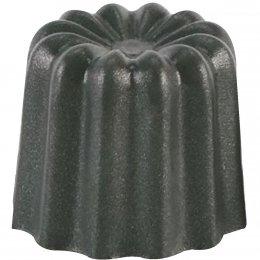 Moule cannelés ALU anti-adhésif professionnels à 35 mm de diamétre