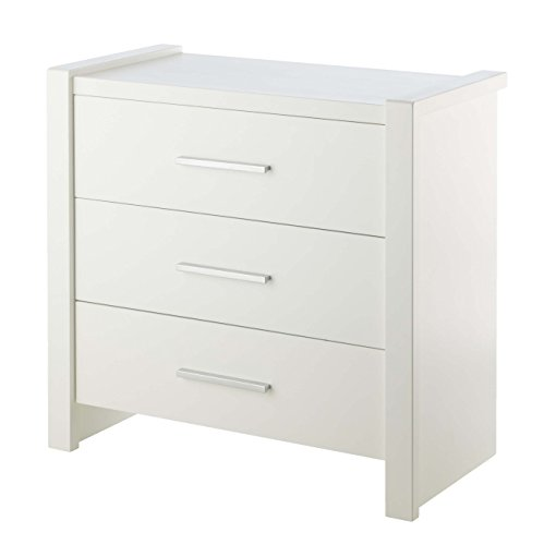 Poyetmotte Goa de Commode à 3 tiroirs, 982 X 497 X 920 mm