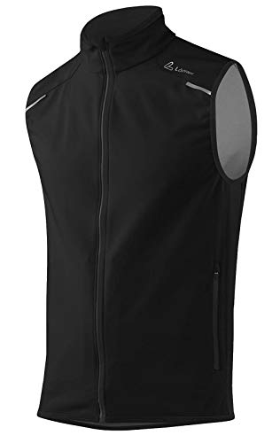 LÖFFLER Vest Superlite - Black