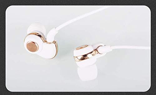 SoundMAGIC PL30+ dynamischer In-Ear-Kopfhörer weiß/gold - 4