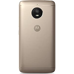 Moto E4 Plus (Fine Gold, 32GB)