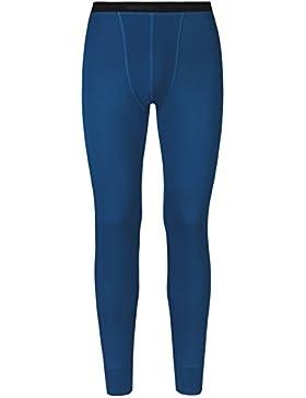 Odlo Revolution Tw Warm, Pantalone Uomo, Blu, S