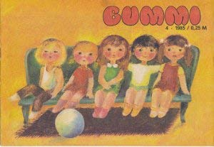 Bummi 4/1985 DDR-Kinderheft