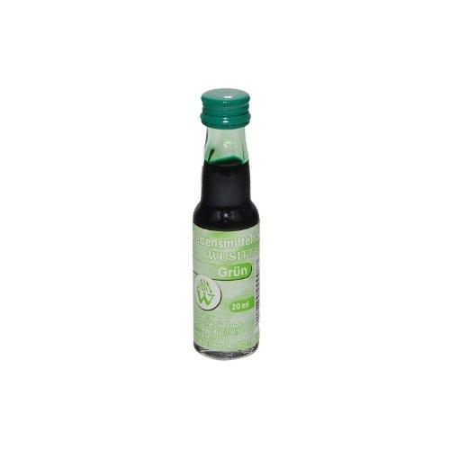 Wusitta - Flüssige Lebensmittelfarbe Grün - 20ml