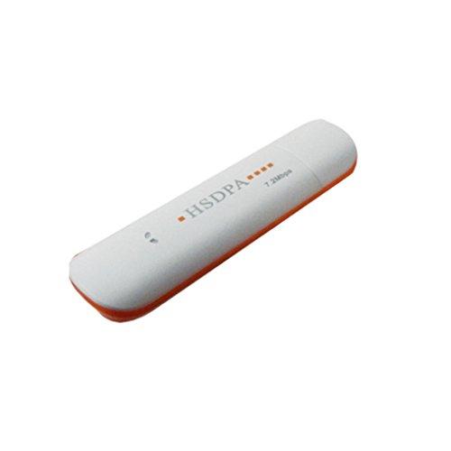 7.2mbps Módem USB TF Adaptador Universal De La Tarjeta Inalámbrica 3