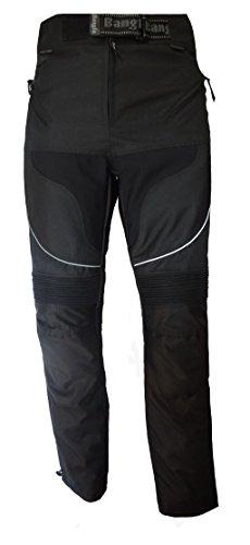 *Bangla 2005 Motorradhose Tourenhose Textil Cordura 600 schwarz 5 XL*