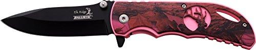 Elk Ridge Taschenmesser Hunter pink camo , ER-A008PC