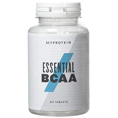 319NJ9wJTCL. SS500  - Myprotein 10529815 Essential BCAA, Amino Acid Supplement, 1000 mg (90 Tablets)
