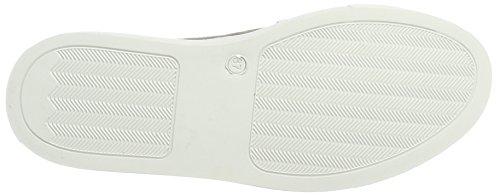 Liebeskind Berlin Lh173070 Suede, Sneaker Basse Donna Grigio (Street Grey)