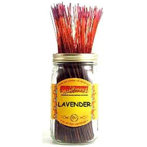 Lavender - 100 Wildberry Incense Sticks by Wild Berry