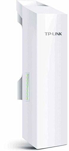 Image of TP-LINK CPE210 2.4GHz 300Mbps Outdoor Customer Premises Equipment