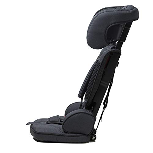 Urban Kanga Uptown Portable and Foldable Travel Car Safety Seat Group 1, 9-18 Kg (TV107) (Anthracite)  Urban Kanga