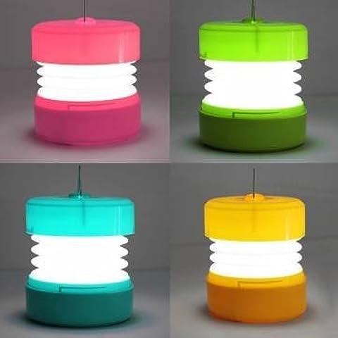 Bheema la carica portatile per esterni, 16 LED-Lampada lanterna resistenza Tenda da campeggio