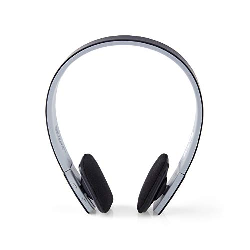Envent Boombud ET-BTHD001 Wireless Dual Pairing Bluetooth Headphones with mic (Black)