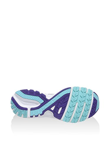 Brookslaunch 2 - Chaussures De Course Pourpre / Turquoise