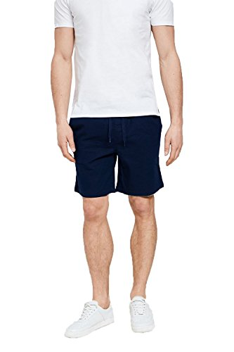 Threadbare -  Pantaloncini  - Uomo Navy - Blue