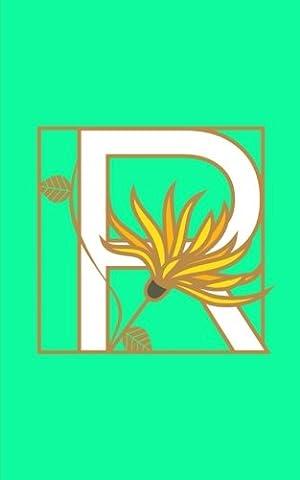 R: Monogram Initial Letter